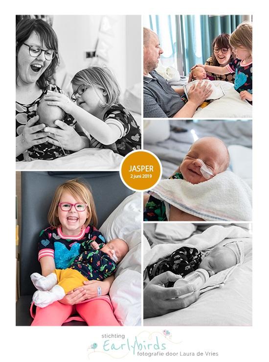 Jasper prematuur geboren met 31 weken, spoedkeizersnede, HELLP, WKZ Utrecht