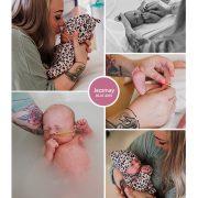 Jazzmay prematuur geboren met 34 weken, Vlietland ziekenhuis, sonde, kroelen
