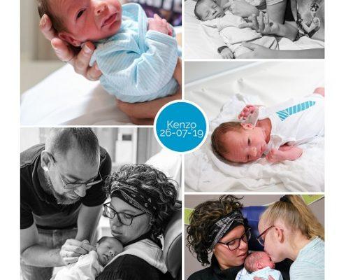 Kenzo prematuur geboren met 34 weken, zwangerschapsvergiftiging, vroeggeboorte, ziekenhuis
