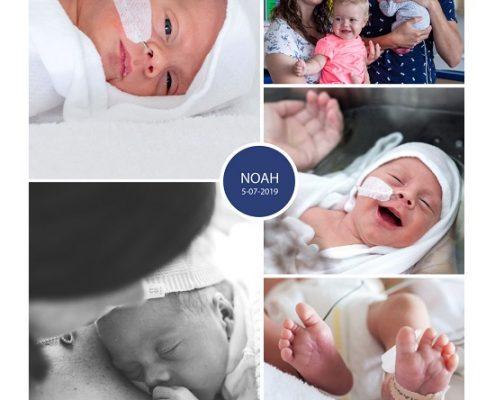 Noah prematuur geboren met 32 weken en 1 dag, sonde, Ropcke Zweers ziekenhuis, buidelen, weeenremmers