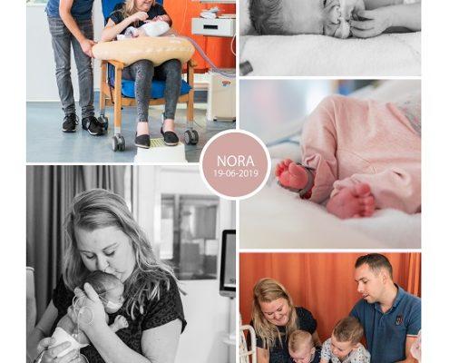 Nora prematuur geboren met 30 weken, Sophia, spoedkeizersnede, NICU, Albert Schweitzer ziekenhuis, buidelen, sonde
