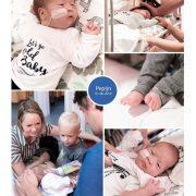 Pepijn prematuur geboren met 30 weken en 5 dagen, Albert Schweitzer ziekenhuis, keizersnede, gebroken vliezen, weeenremmers, longrijping, couveuse, sonde