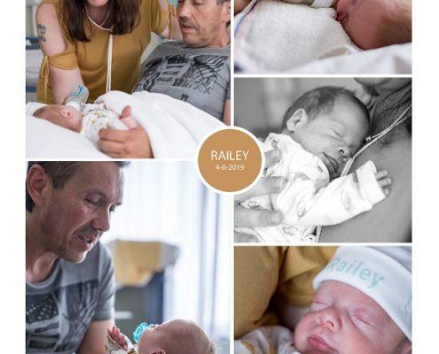 Railey prematuur geboren met 30+ weken, ZGT Almelo, groeiachterstand, keizersnede, sonde