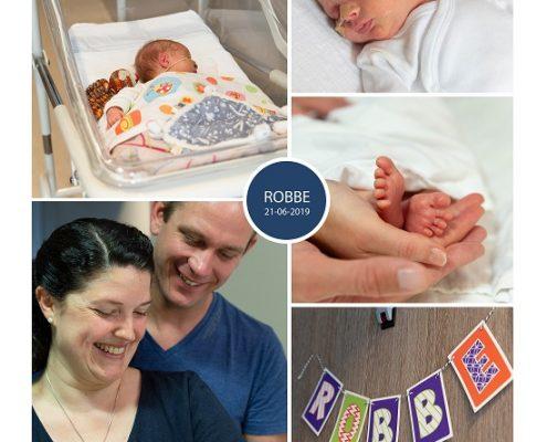 Robbe prematuur geboren met 34 weken, sonde, gebroken vliezen, Sophia