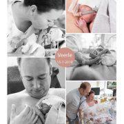Veerle prematuur geboren met 26 weken en 4 dagen, MMC Veldhoven, longrijping, zwangerschapsvergiftiging, HELLP, keizersnede, CPAP, sonde, buidelen
