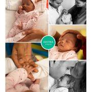 Aastika prematuur geboren met 32 weken, MMC, sonde, vroeggeboorte