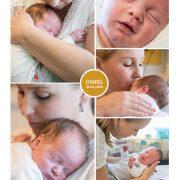 Daniel prematuur geboren met 33 weken, vroeggeboorte, WKZ, Slingeland ziekenhuis