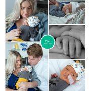 Diez prematuur geboren met 32 weken en 2 dagen, MCL, flesvoeding, sonde, buidelen