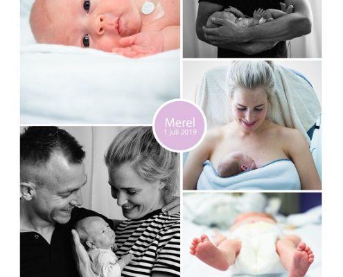 Merel prematuur geboren met 27 weken, Martini ziekenhuis, weeenremmers, buidelen