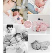 Milou prematuur geboren met 29 weken en 4 dagen, Reinier de Graaf, knuffelen, spoedkeizersnede, sonde