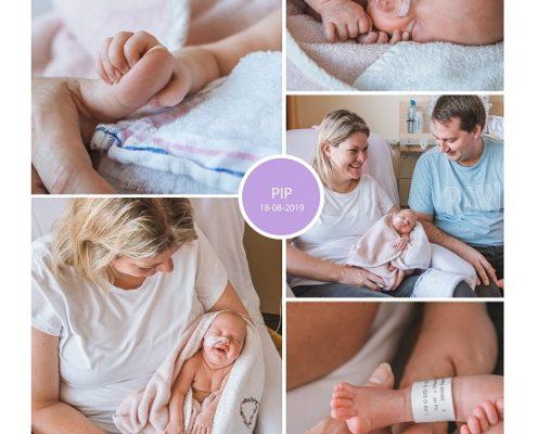 Pip prematuur geboren met 32 weken en 5 dagen, Amphia Breda, sonde, vroeggeboorte
