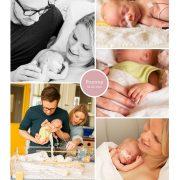 Pomme prematuur geboren met 30 weken en 2 dagen, NWZ Alkmaar, longrijping, weeenremmers, HELLP syndroom, spoedkeizersnede, NICU, sonde, buidelen