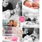 Yara prematuur geboren met .. weken, CWZ, sonde, vroeggeboorte