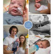 Lio prematuur geboren met 26 weken en 2 dagen, Sophia, sonde, vroeggeboorte, Antonius Nieuwegein, badderen