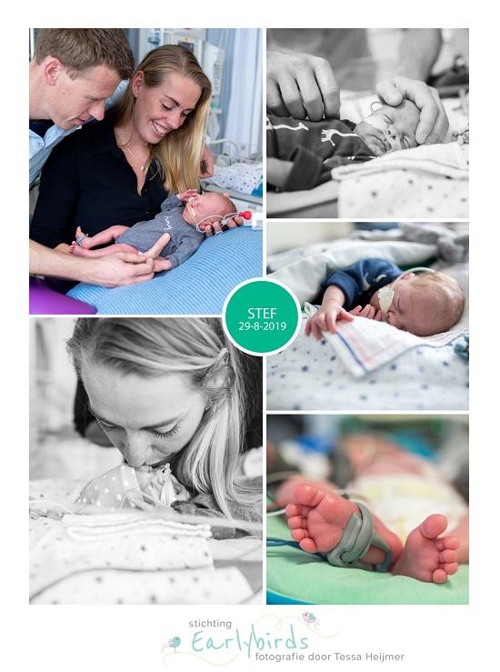Stef prematuur geboren met 29 weken, MST Enschede, longrijping, Isala Zwolle, CPAP, sonde, couveuse, buidelen, NICU, Ronald McDonaldhuis