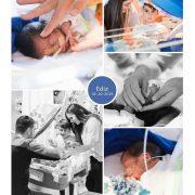 Ediz prematuur geboren met 27 weken, Erasmus MC, couveuse, sonde