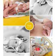 Noah prematuur geboren met 26 weken, MMC Veldhoven, couveuse, buidelen, weeenremmers, longrijping, sonde