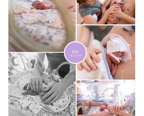 Elin prematuur geboren met 28 weken, gebroken vliezen, Elkerliek, longrijping, weeenremmers, MMC, NICU, CPAP, buidelen, couveuse