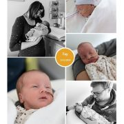 Fay prematuur geboren met 33 weken, sonde, vroeggeboorte, couveuse
