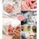 Isabella prematuur geboren met 34 weken Bravis moeder en kind, sonde, badderen