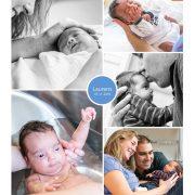Laurens prematuur geboren met 31 weken, Gelre Apeldoorn, badderen, genieten, samen