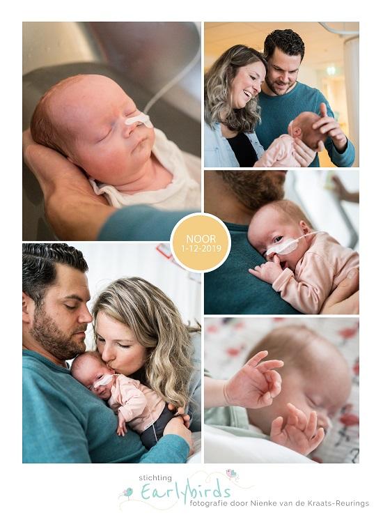 Noor prematuur geboren met 30 weken, St. Antonius, AMC, zwangerschapsvergiftiging, flesvoeding, sonde