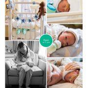 Ryan prematuur geboren met 33 weken, Groene Hart Gouda, sonde, knuffelen
