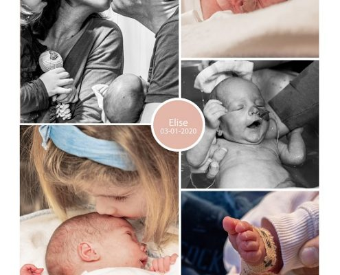 Elise prematuur geboren met 31 weken en 1 dag, gebroken vliezen, Rijnstate, longrijping, couveuse