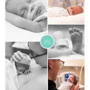 Imre prematuur geboren met 35 weken, groeiachterstand, keizersnede, sonde,couveuse, borstvoeding, Tjongerschans