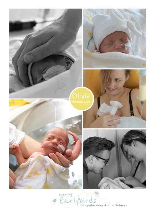 Olivia prematuur geboren met 31 weken, Isala Zwolle, HELLP, keizersnede, couveuse, sonde, buidelen