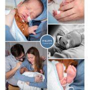 Philippe prematuur geboren met 31 weken en 4 dagen, JKZ, MMC, Reinier de Graaf, gebroken vliezen, keizersnede, sonde