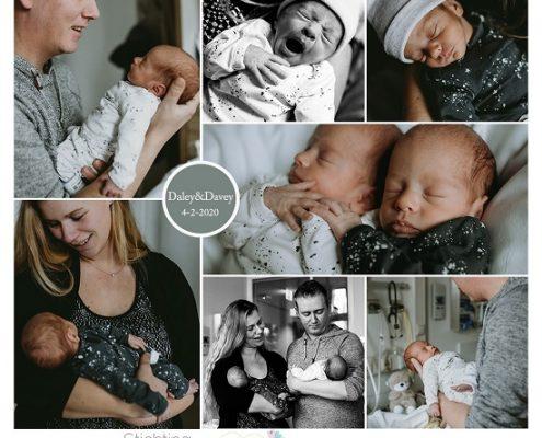 Davey & Daley prematuur geboren met 33 weken, tweeling, St. Jansdal, vroeggeboorte