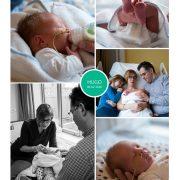 Hugo prematuur geboren met 33 weken en 4 dagen, gebroken vliezen, stuitligging, couveuse, sonde, buidelen