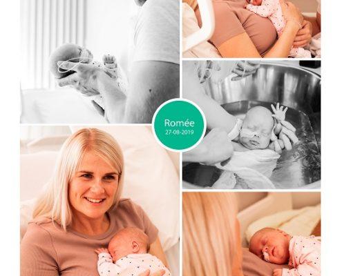 Romée prematuur geboren met 29 weken en 3 dagen, AMC, CPAP, vroeggeboorte, LUMC, sonde, badderen