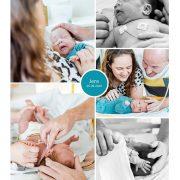 Jens geboren met 25 weken, longrijping, NICU, sonde