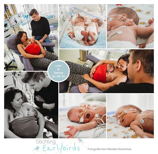 Levi & Senna prematuur geboren met 28 weken, tweeling, Martini ziekenhuis, couveuse, gebroken vliezen, stuitligging, sonde, buidelen