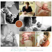 Mason & Reece prematuur geboren met 31 weken en 6 dagen, tweeling, weeenremmers, buidelen, badderen
