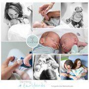 Xem & Jax prematuur geboren met 32 weken en 5 dagen, tweeling, sonde, St. Jan's Gasthuis, NICU