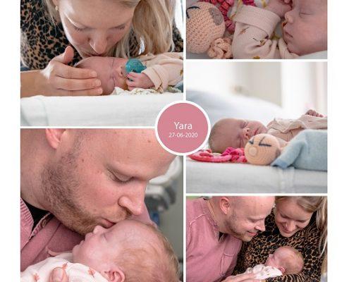 Yara prematuur geboren met 27 weken en 2 dagen, ZGT Almelo, Isala, MST, knuffelen