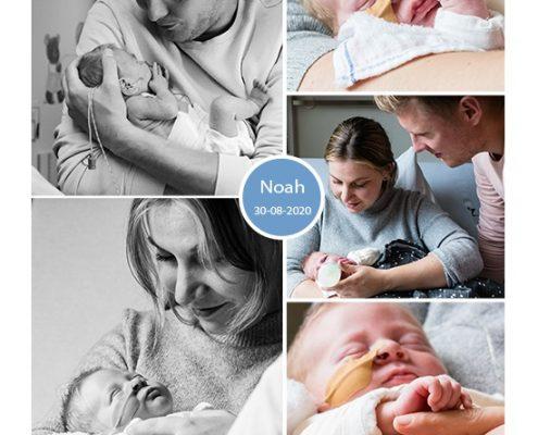 Noah prematuur geboren met 31 weken, antibiotica, badderen, sonde, Gelre ziekenhuis