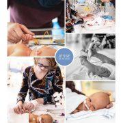 Jesse prematuur geboren met 35 weken, WKZ, spoedkeizersnede, buidelen, sonde